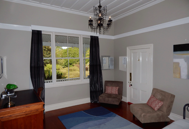 Lounge in the 2-Bedroom Suite