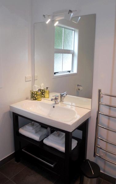 Downstairs Studio Ensuite Bathroom