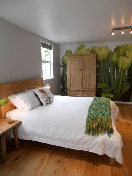 Downstairs Studio King Bed