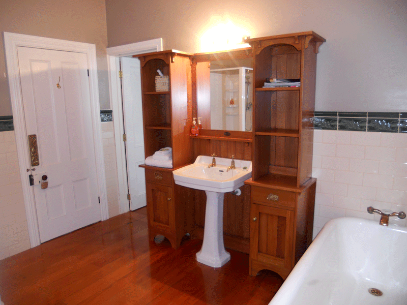 Ensuite Bathroom with Period Features