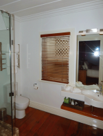 Refurbished Bathroom in the Blue Room Suite