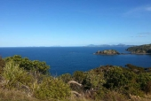 View from the Tutukaka Lighthouse