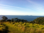 View from the Tutukaka Lighthouse - Poor Knights Islands