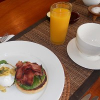 Gourmet a la Carte Breakfast