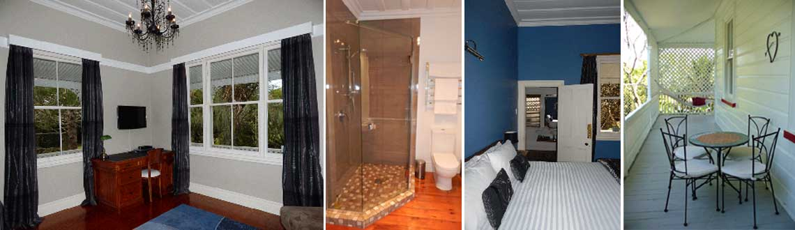 2-Bedroom Luxury Suite Accommodation