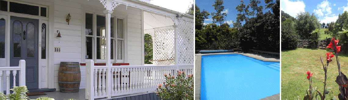 Whangarei Hotel Accommodation with Swimming Pool