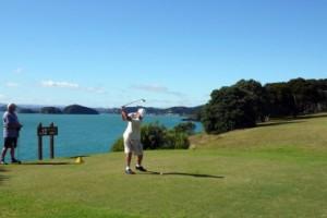 Waitangi Golf Course - Waitangi Golf Course