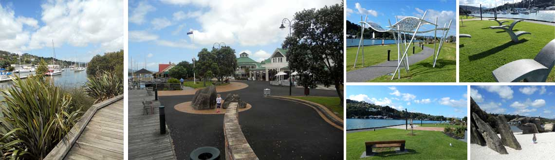 Whangarei Town Basin – Near Lupton Lodge Accommodation
