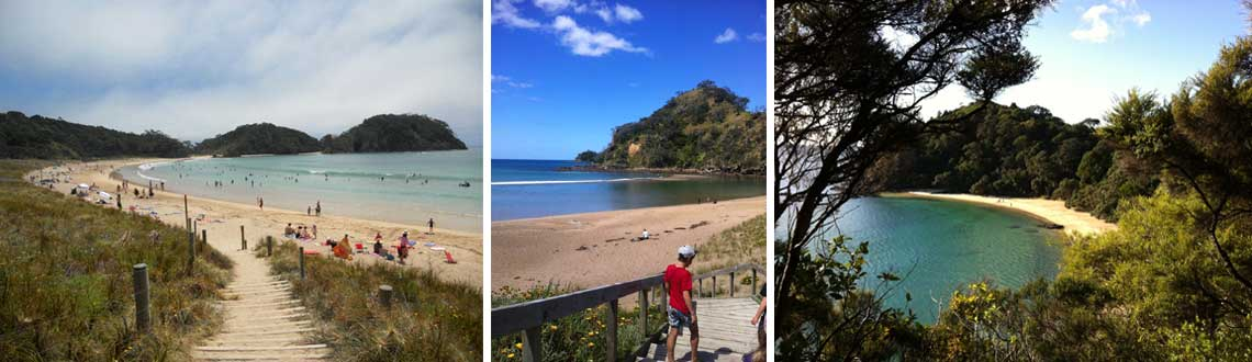 Whangarei & Tutukaka Coast Beaches