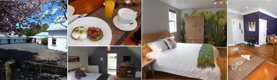 Lupton Lodge – Luxury Whangarei Accommodation